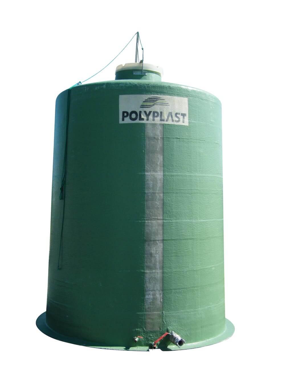 Cuve en polyester 11 000 L