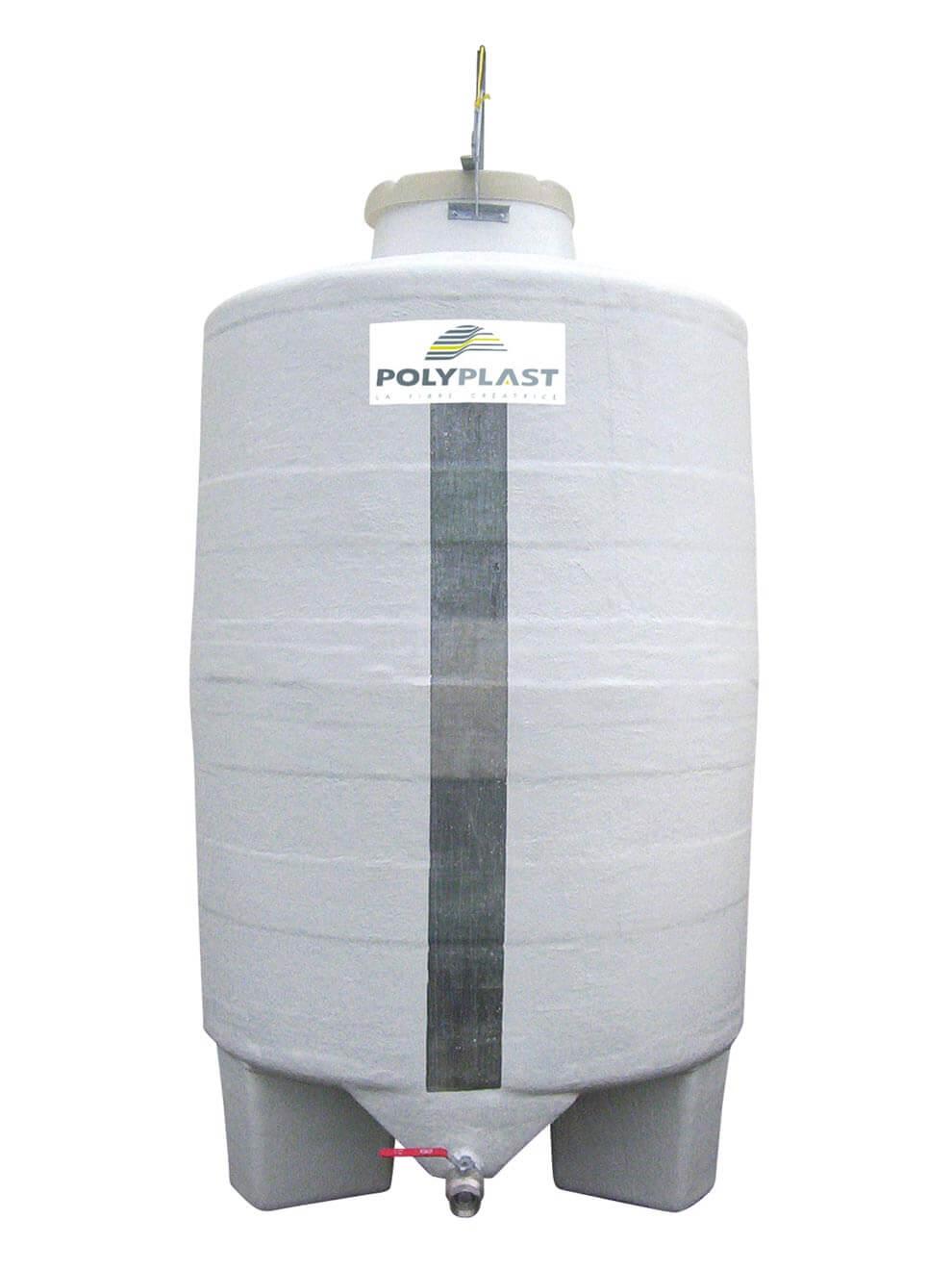 Cuve en polyester 5 000 L