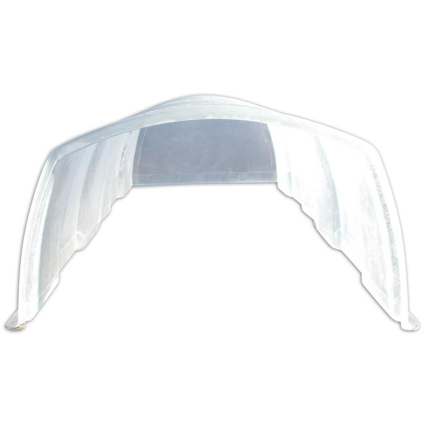Châssis de jardin tunnel en polyester